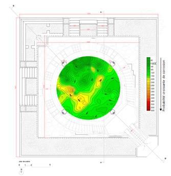 Cartographie de potentiel d'électrode : probabilité de corrosion