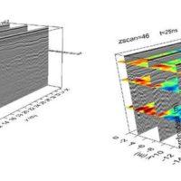 Modélisation 3D des résultats radar